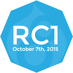 Drupal 8 RC1 Octagon