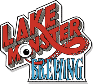 Lake Monster Brewing's logo