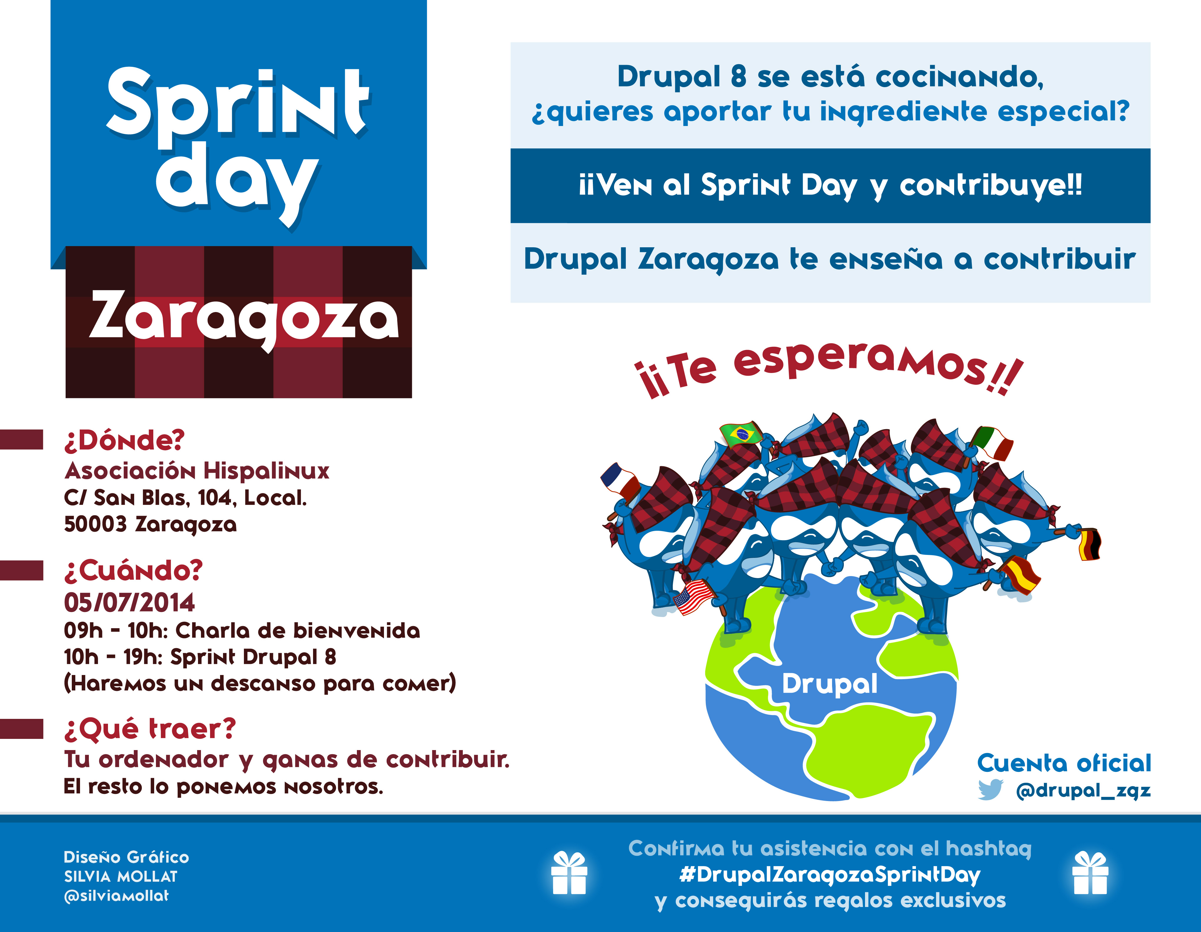Sprint Day Zaragoza