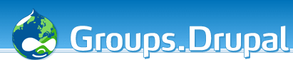 groups.drupal.org