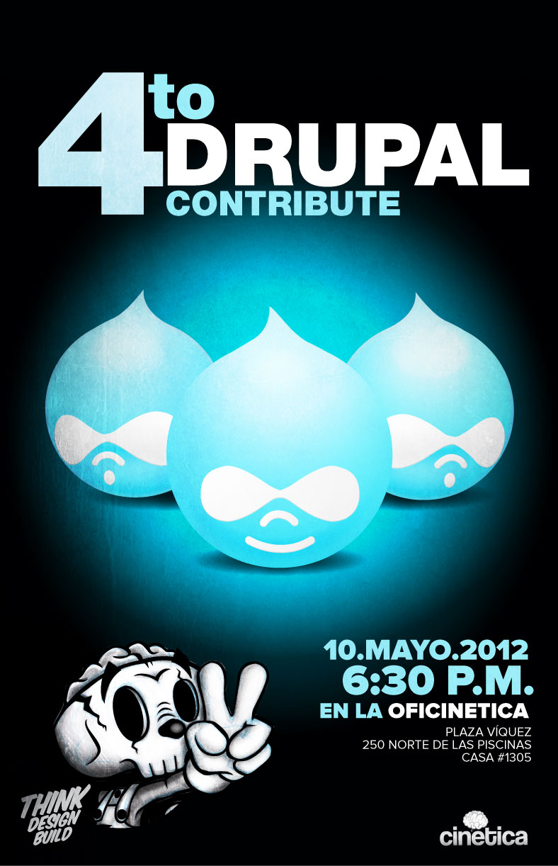 4to Drupal Contribute