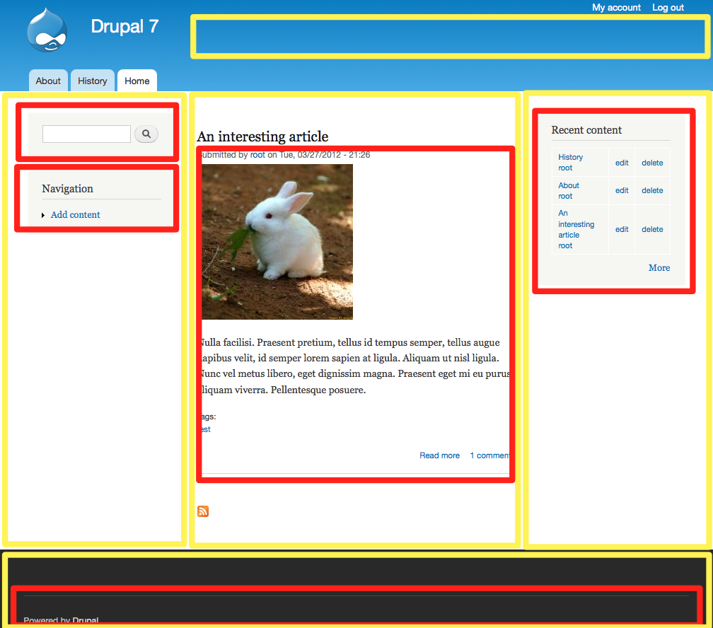Download Drupal 7 Change Template File free - filecloudwolf