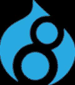 Drupal 8 Logo!