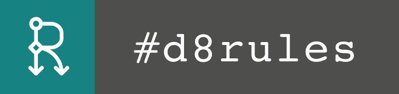 d8rules logo