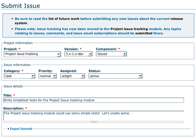 issue tracker comparison project issue tracking module vs google