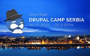 Drupal Camp Novi Sad 2014, 30.10.2014 - 02.11.2014
