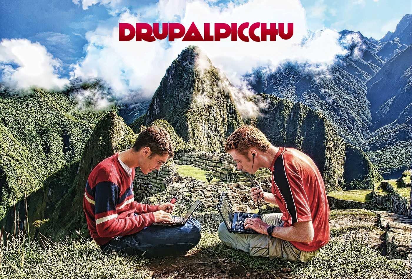 DrupalPicchu 2014 | Drupal Groups