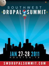 Southwest Drupal Summit 2011