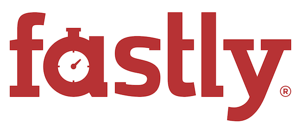Fastly logo with a stylized A that looks like a stopwatch