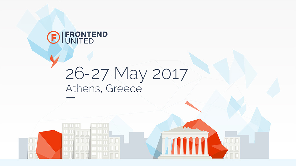 Frontend United 2017 - Athens