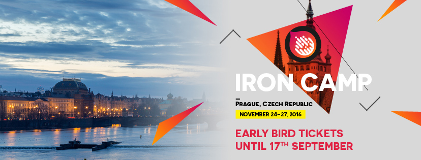 Drupal Iron Camp Prague