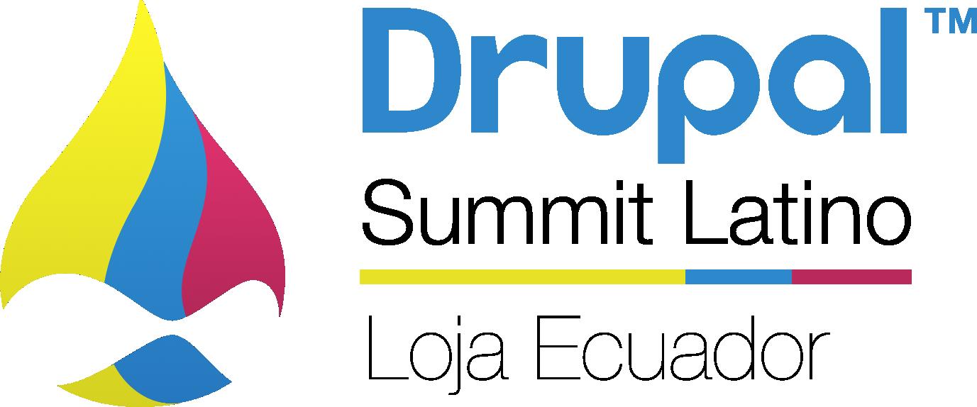 Propuesta logo Drupal Summit Latino Loja 2013 | Drupal Groups