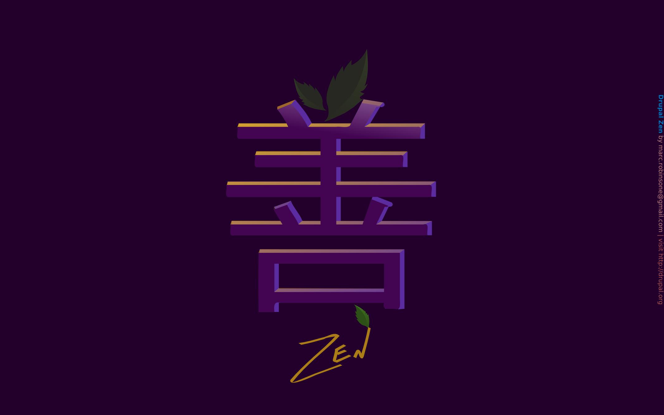 Drupal Zen Wallpaper   Drupal Groups