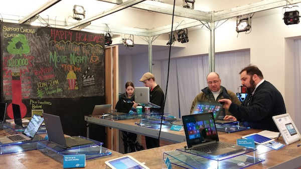 Intel Experience Store LA