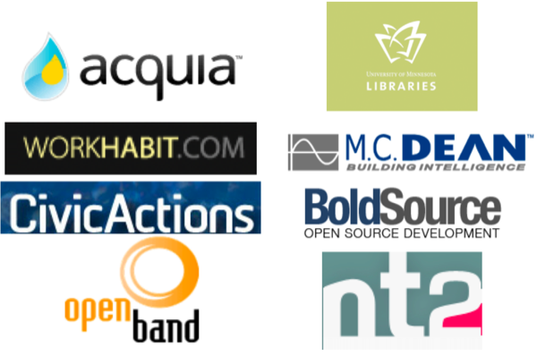 Search Sprint Sponsors