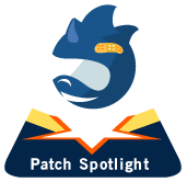 patch spotlight druplicon
